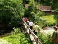 Tiltiņš pār Līgatnes upi