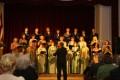 """Svētku koncerts tika veltīts komponista Jāzepa Vītola daiļradei. Foto redzams jauktais koris """"Līgatne"""" /foto Anita Jaunzeme/"""